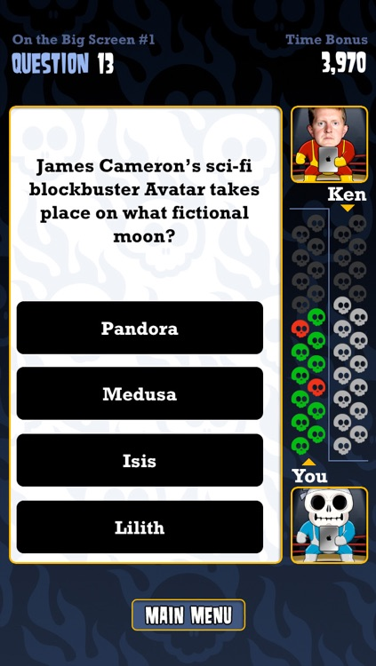 Trivia Death Match with Ken Jennings screenshot-4