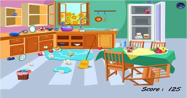 Giochi di sistemare la casa