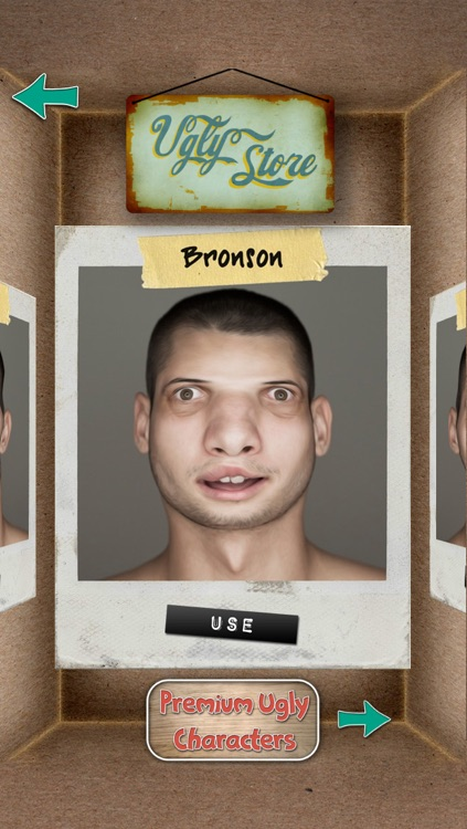Ugly Face Booth screenshot-1