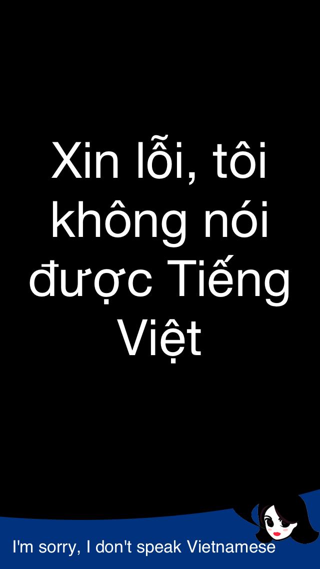 Lingopal Vietnamese LITE - talking phrasebook screenshot three