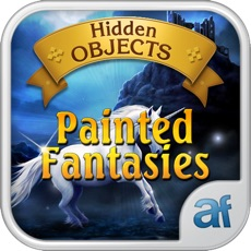 Activities of Hidden Objects Painted Fantasies