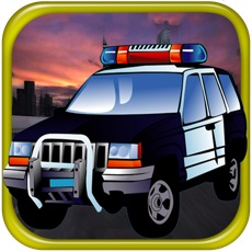 Activities of Doodle Police Car Hill Racing Free Game