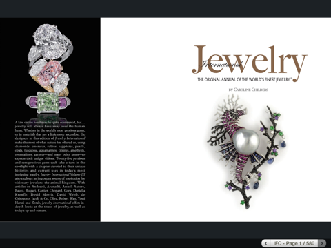 Jewelry International screenshot