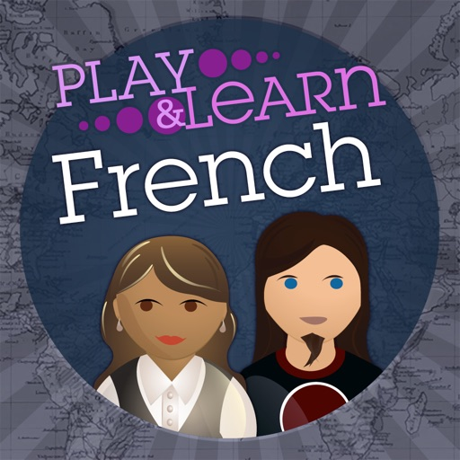 Play & Learn French HD - Speak & Talk Fast With Easy Games, Quick Phrases & Essential Words icon