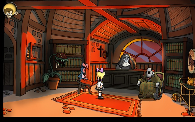 ‎Edna & Harvey: Harvey's New Eyes Screenshot