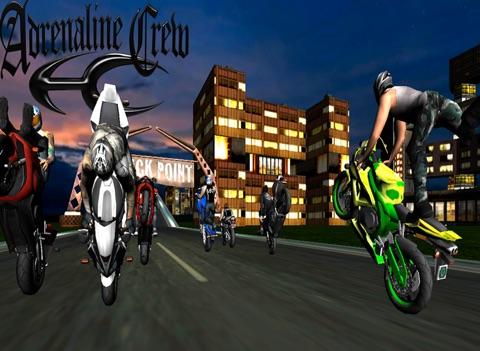 Race, Stunt, Fight! на iPad