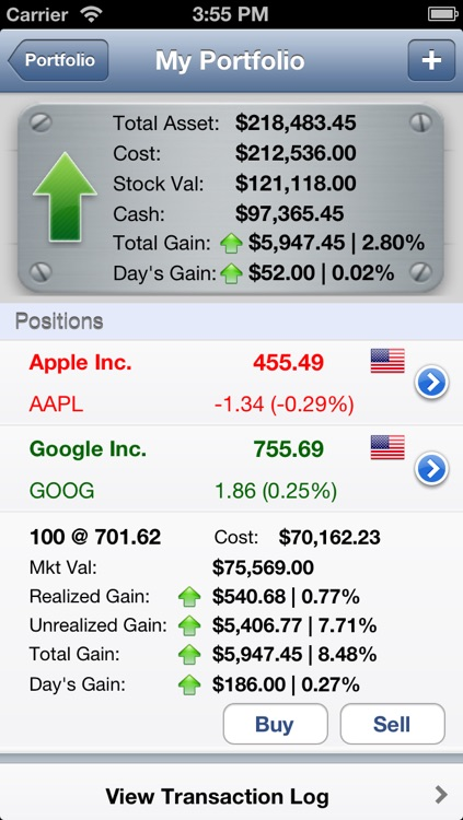 iStock (Stock, Stock Market, Global Market)