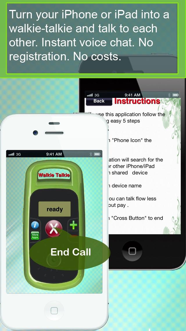Bluetooth Call Lite Скриншоты4