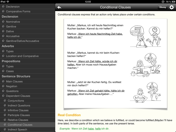 Lingolia German Grammar screenshot-2