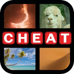 Cheats for 4 Pics 1 Word !!!