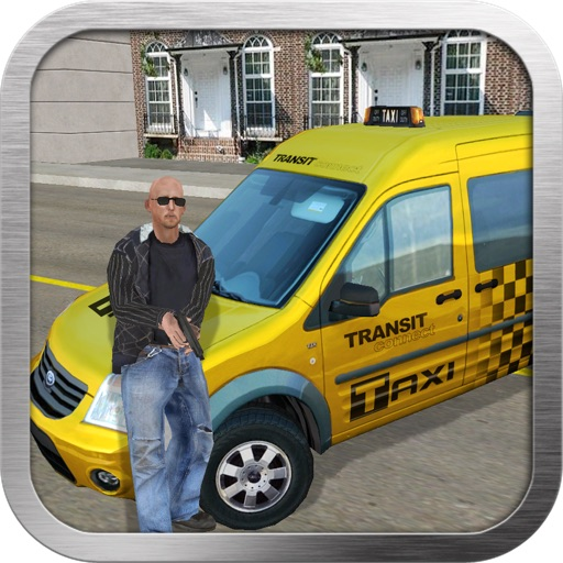 Mobster Taxi iOS App