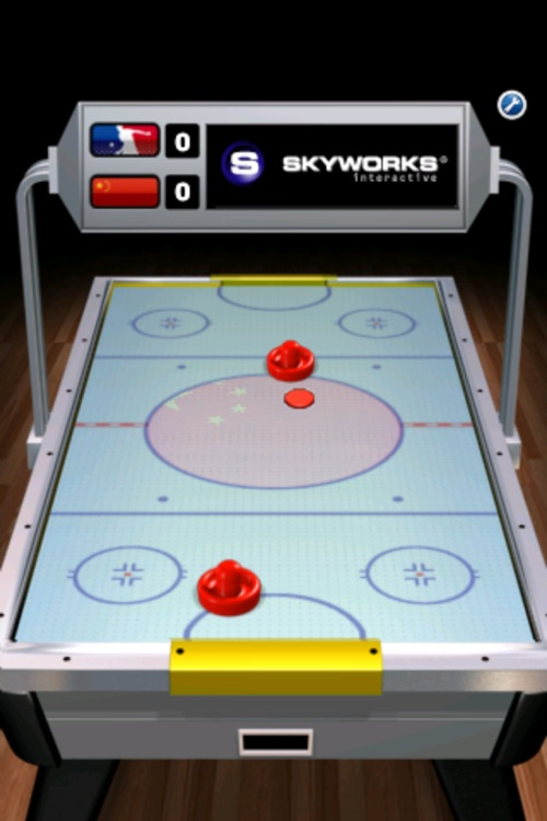 World Cup Air Hockey™ Free screenshot-3
