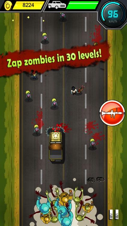 Zombie Road Rash screenshot-3