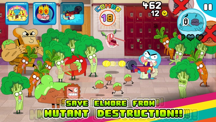 Mutant Fridge Mayhem - Gumball screenshot-4