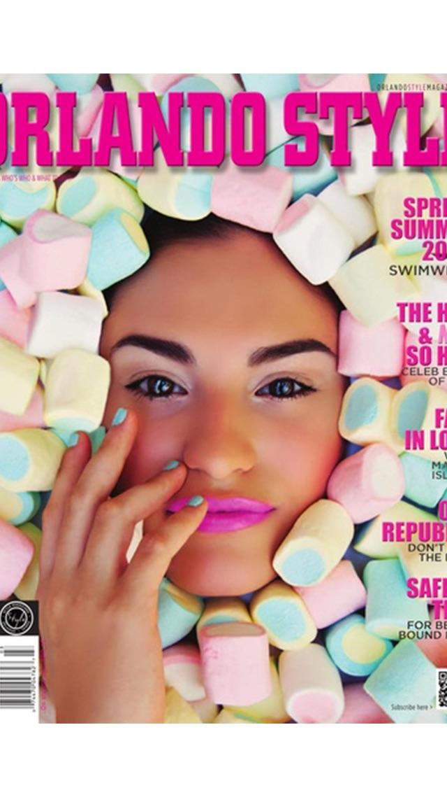 Orlando Style Magazine Screenshot