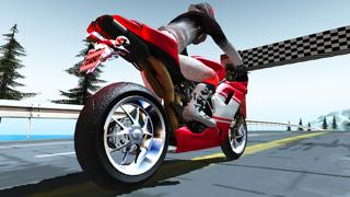 3D Highway Bike Rider Free