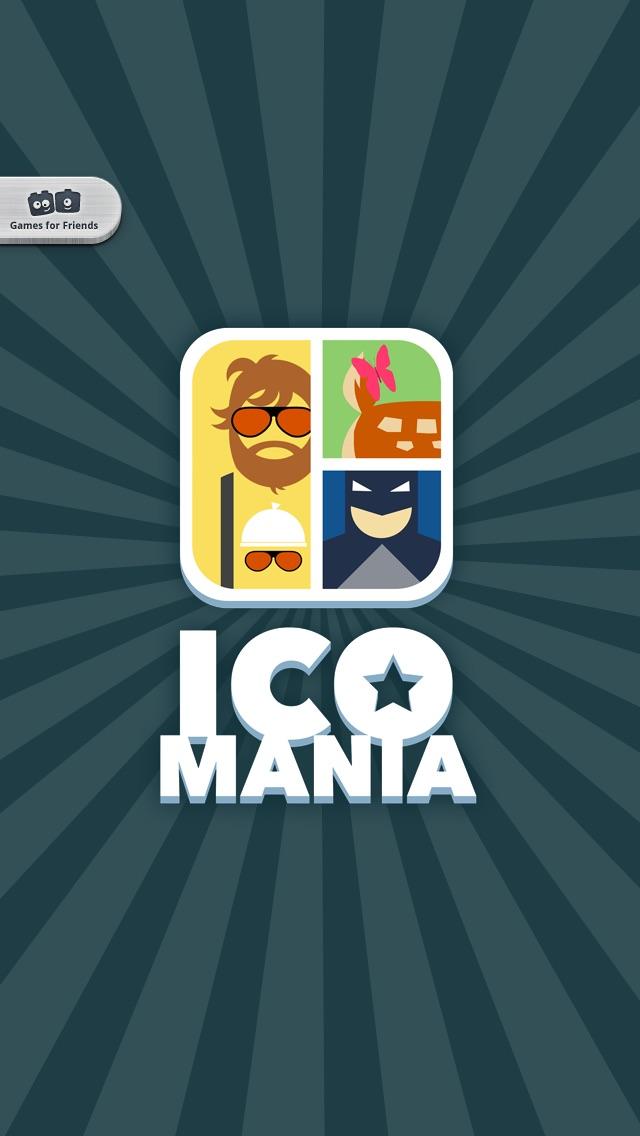 Icomania Screenshot on iOS