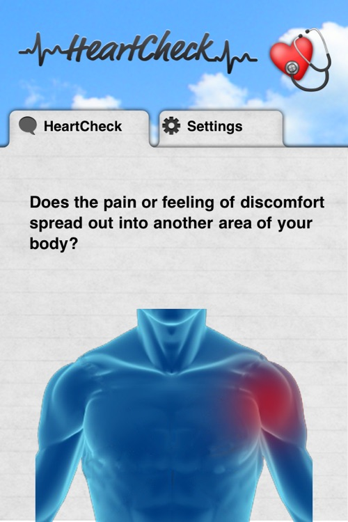 Heart Attack Test: Check for Coronary & Infarction Symptoms