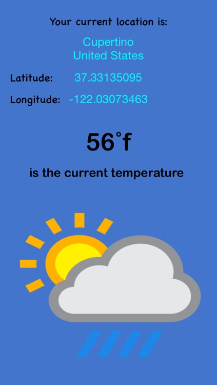 Live Icon: Weather (fahrenheit)