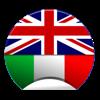 Offline Italian English Dictionary Translator for Tourists, Language Learners and Students