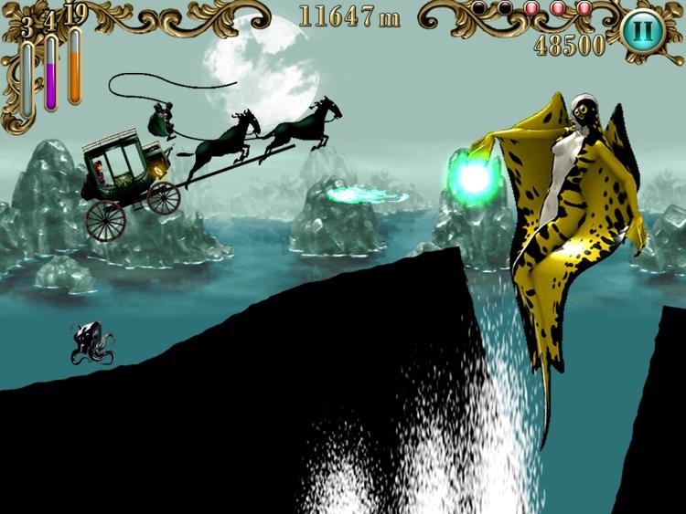 Spooky Hoofs HD screenshot-3