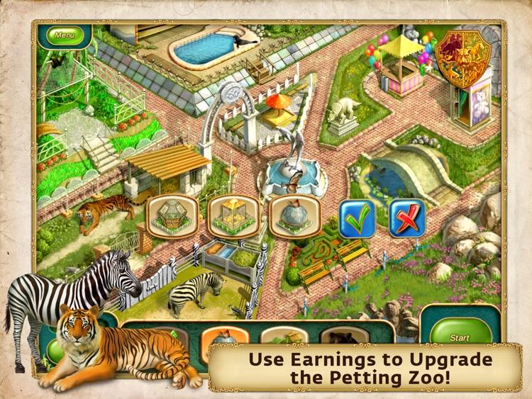 Gourmania 3: Zoo Zoom HD screenshot-3