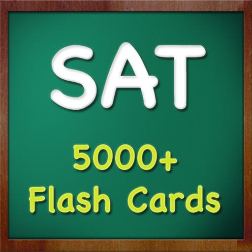SAT Flash Cards - 5000+ Words