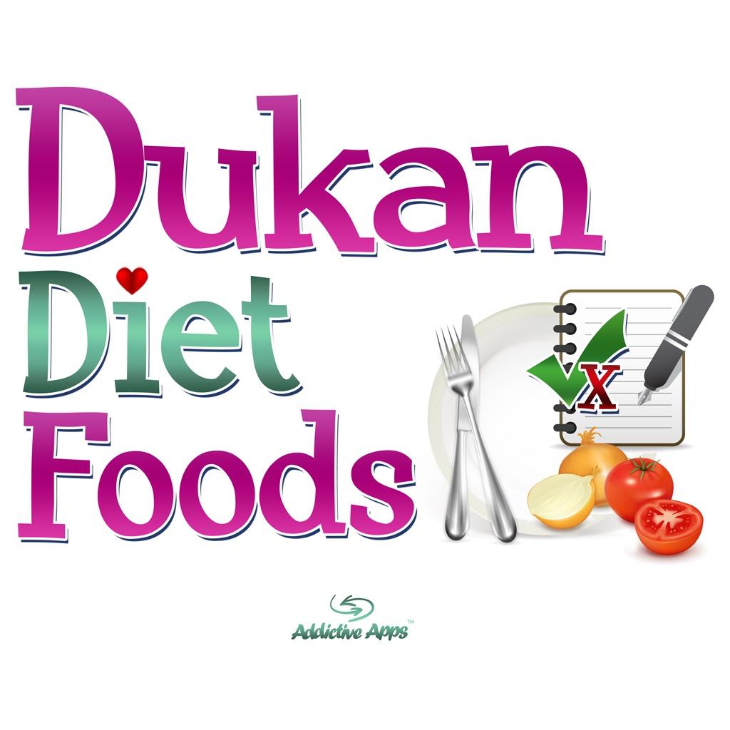 Dukan Diet Foods.