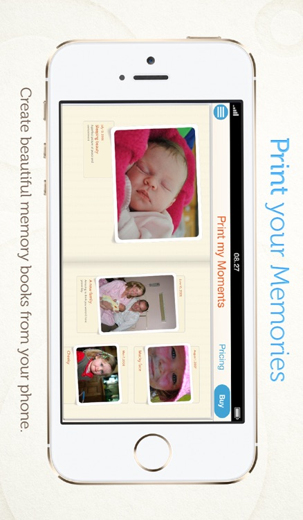 Tweekaboo: Share, Journal & Print your pregnancy, baby & family moments - privately. screenshot-3