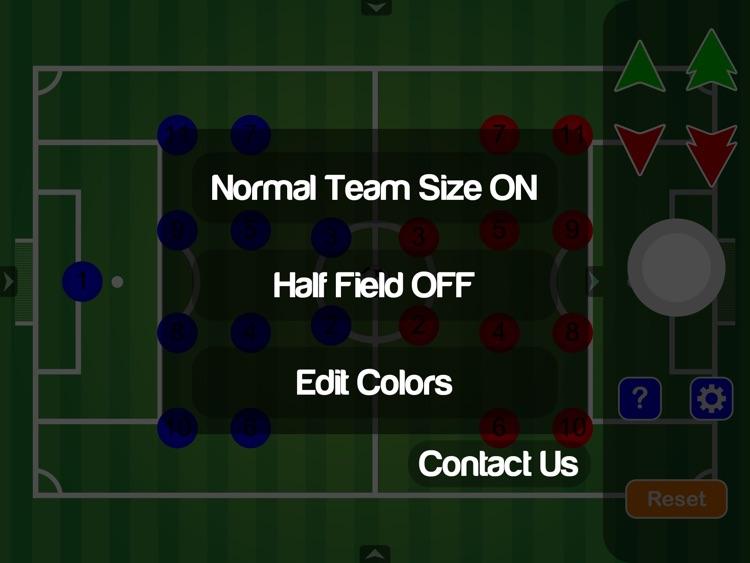 Sport Tactics: Football HD screenshot-4