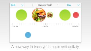 GO - Meal and Fitness Trackerのおすすめ画像3