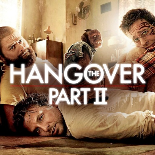 The Hangover Part II Photobooth icon