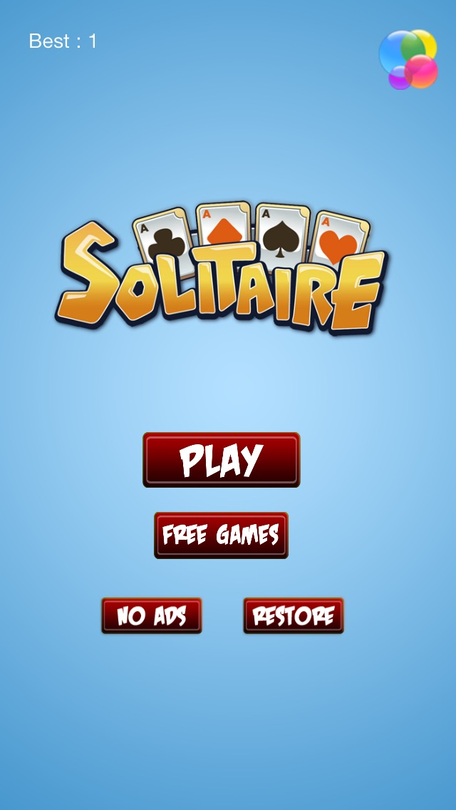 Ace Classic Solitaire: Free Cards Klondike-0
