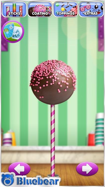 Cake Pop Maker - by Bluebear screenshot-4