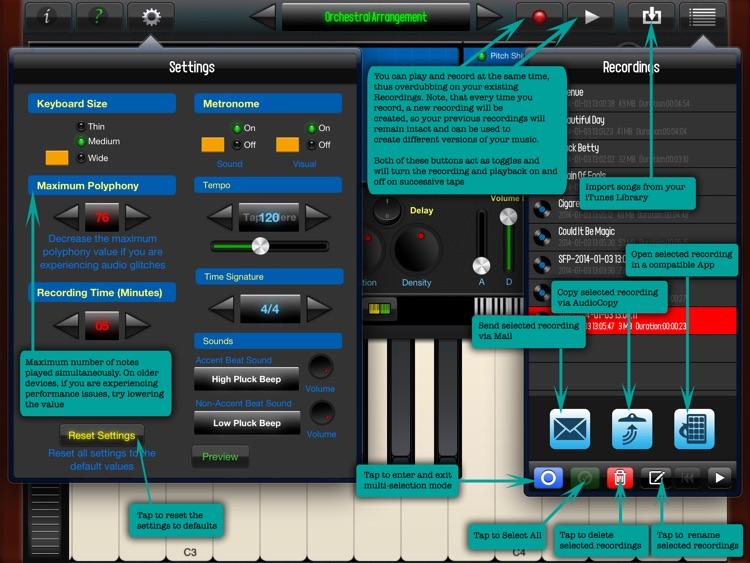 SoundFont Pro screenshot-3