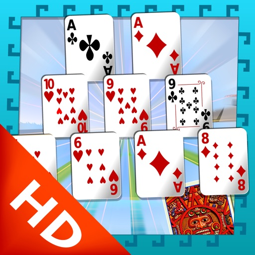 Extreme Pyramid Solitaire HD