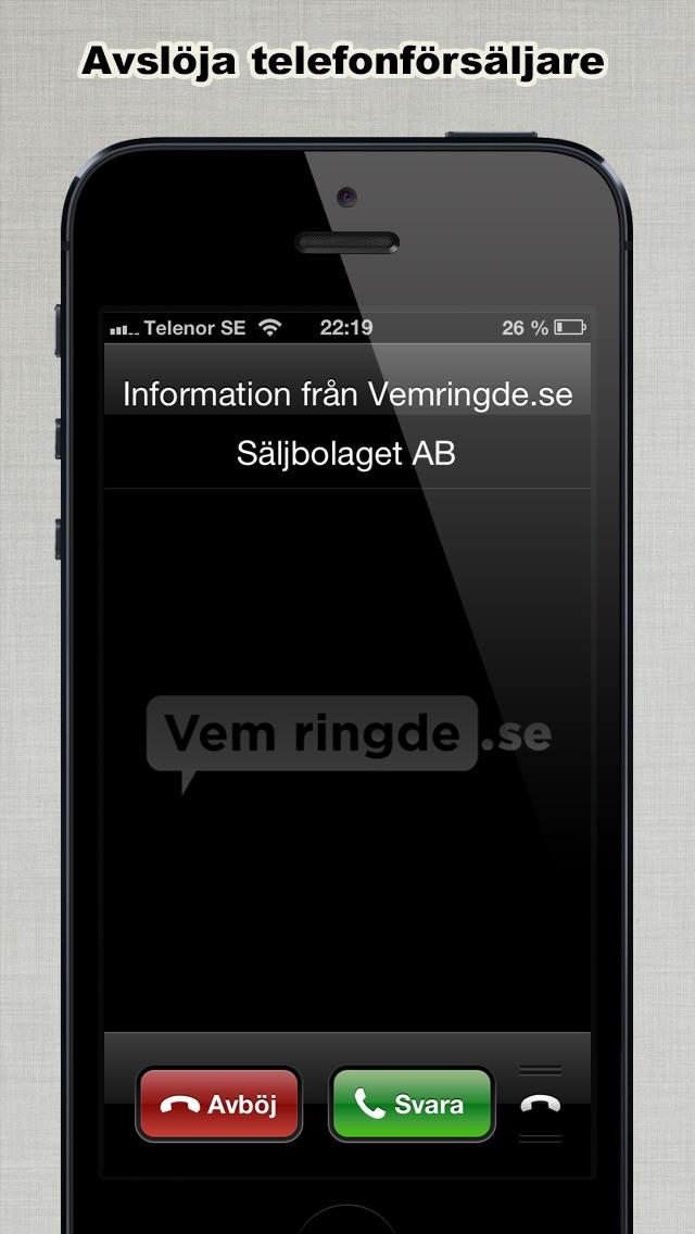 Screenshot for Vemringde.se in Sweden App Store