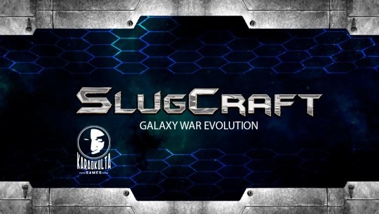 SlugCraft - Galaxy War Revolution - Free Mobile Edition