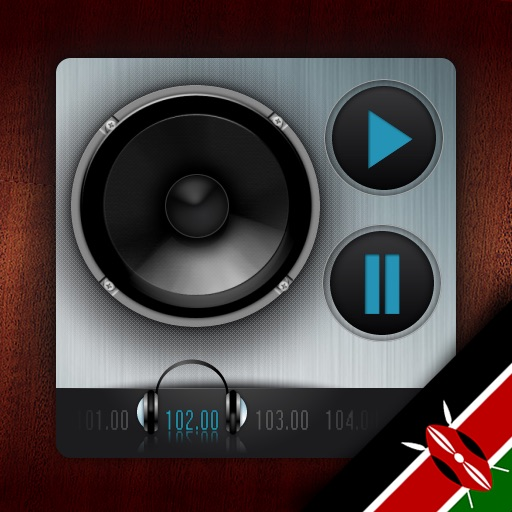 WR Kenya Radio icon