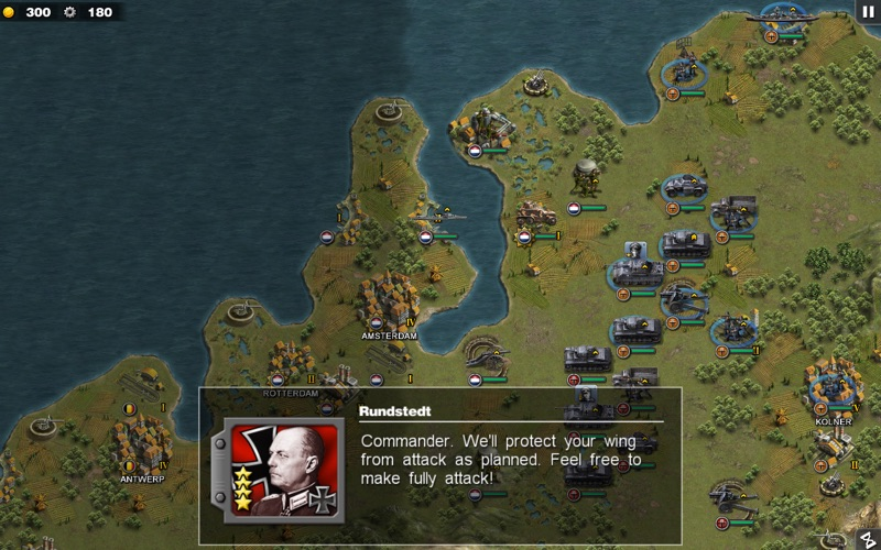Glory of Generals for Mac