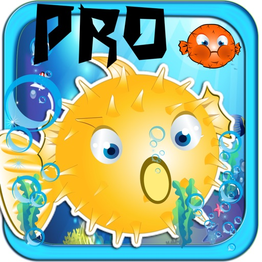 Underwater Bouncy Fish-PRO