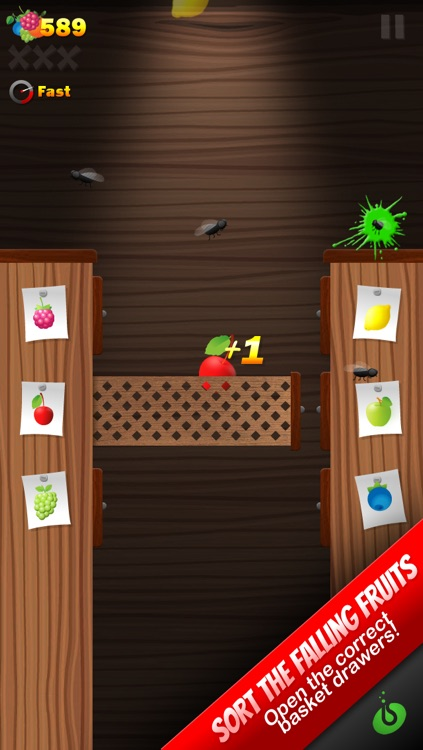 FruitSort Free screenshot-0