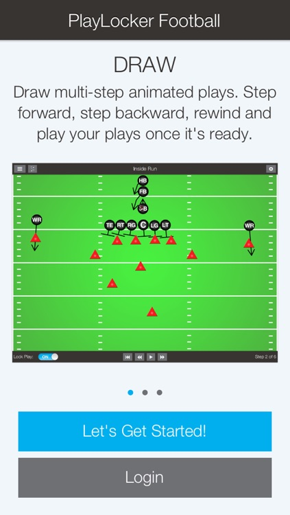 PlayLocker Football