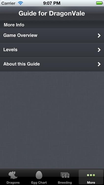 Breeding Guide for DragonVale+ screenshot-4