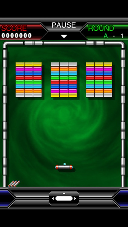ARKANOID screenshot-0