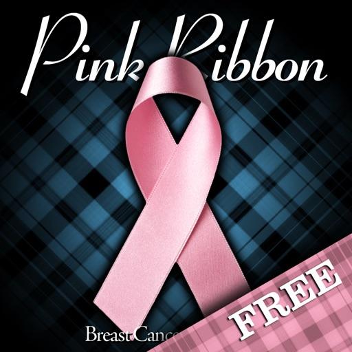 Pink Ribbon (Breast Cancer) Wallpaper FREE! - Backgrounds & Lockscreens iOS App