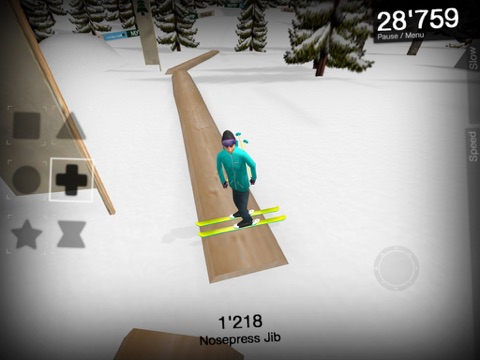 Скачать MyTP 2.5 - Ski, Freeski and Snowboard