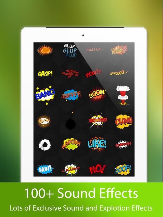 PhotoComic for iPad