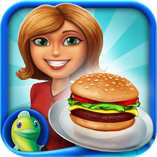 Burger Bustle 2: Ellie's Organics HD icon