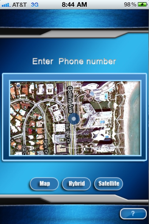 Cell Phone Locator Deluxe